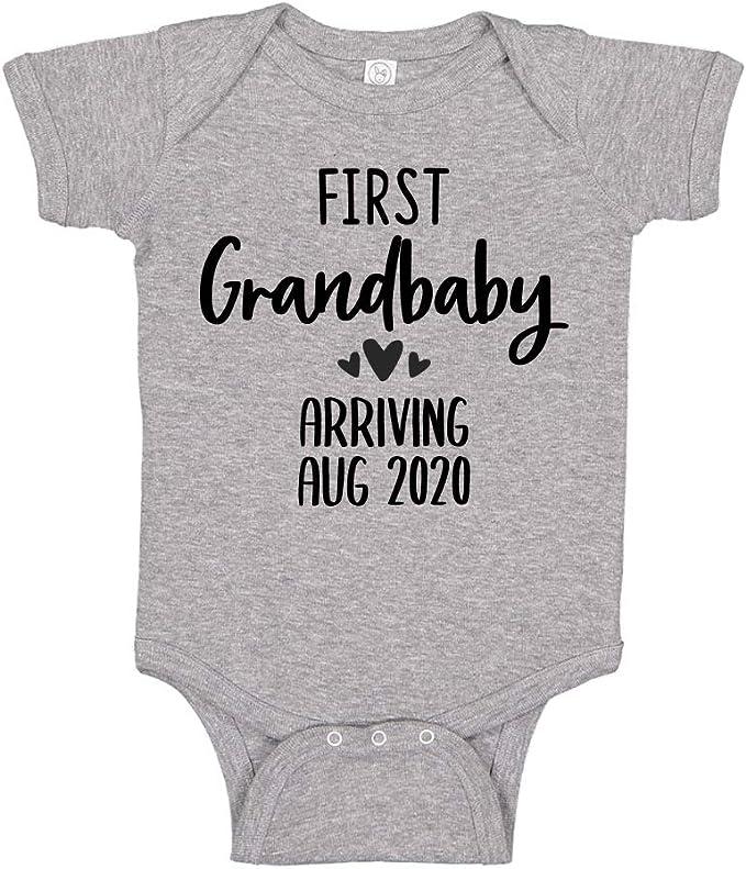 Grams Memaw Pregnancy Announcement BodySuit- Baby Announcement Bodysuit- Granny Nana or Grandma Bodysuit