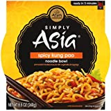 SIMPLY ASIA Spicy Kung Pao Noodle Bowl, 240gm