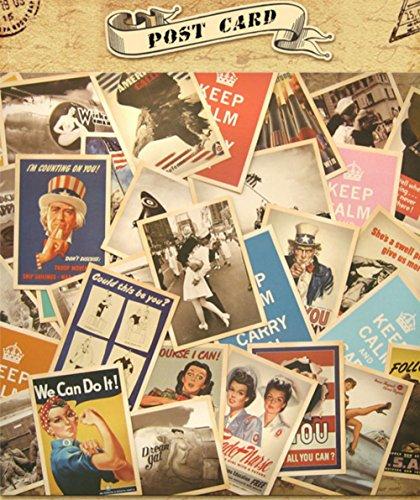 vintage style stationery - 4