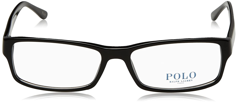 Polo Mens PH2065 Rectangle Eyeglasses 3 Sizes