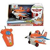 Majorette - 213089689 - Radio Commande - Avion - Planes - Dusty Pré-scolaire - Echelle 1/30