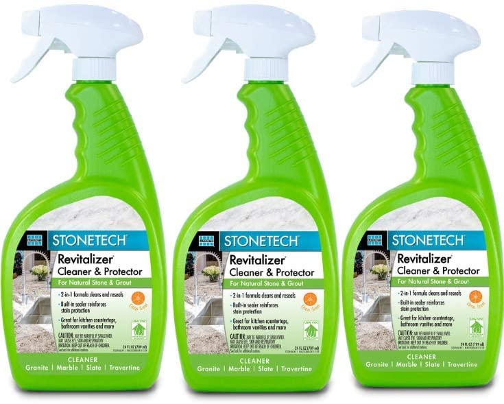 Stonetech Revitalizer Cleaner Protector For Tile Stone 24