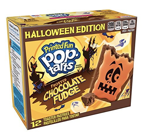 Kellogg's Pop-Tarts Chocolate Fudge Halloween by Kellogg's