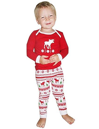 Pyjama Noel Famille Pyjamas Manches Longues Pyjama De Noel Homme