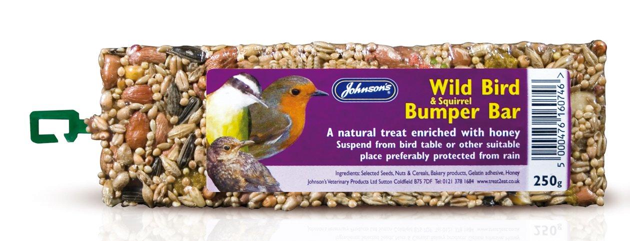Johnsons Wild Bird Squirrel Bar