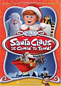 Santa Claus Is Comin To Town Full Screen by Classic Media