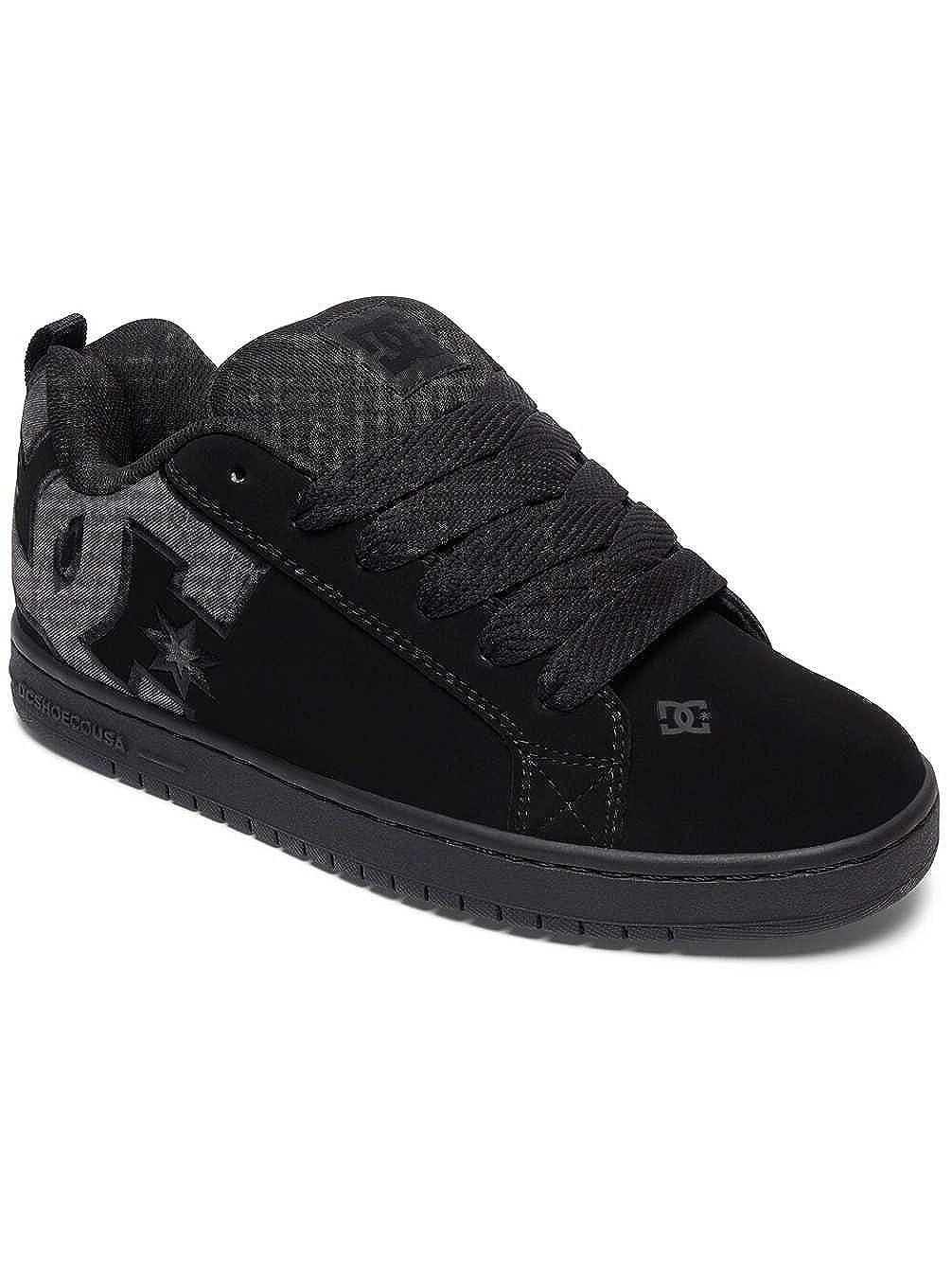 DC scarpe Court Graffik S M, scarpe da ginnastica Uomo Kdw   Forte calore e resistenza all'abrasione    Uomini/Donne Scarpa