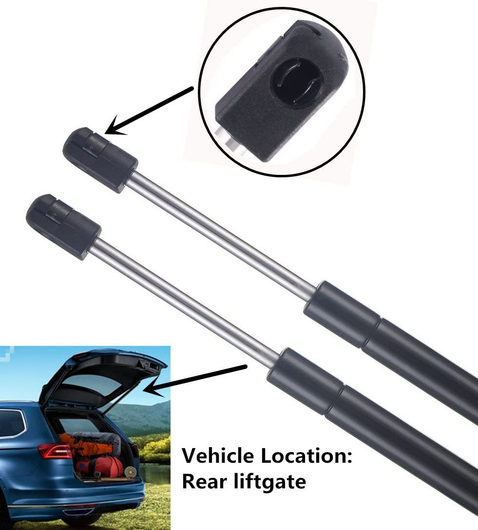 WBOY Qty2pcs Rear Trunk Tailgate Liftgate Lift Support Struts Spring Shocks Lid Damper Arms For 2008-2009 Ford Fusion Lincoln MKZ Mercury Milan