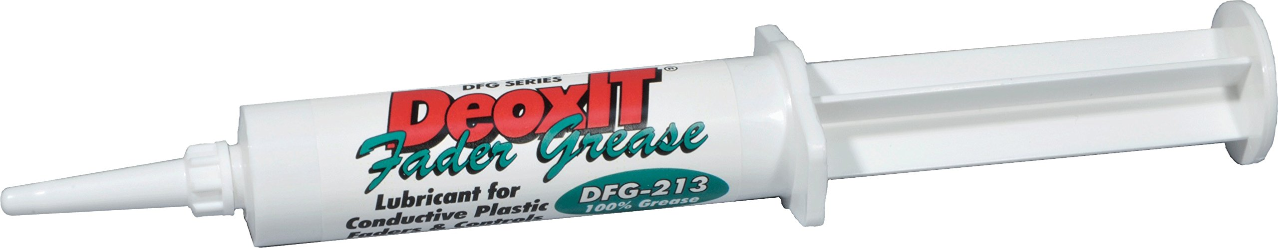 DeoxIT FaderGrease, 8g - DFG-213-8G by CAIG Laboratories