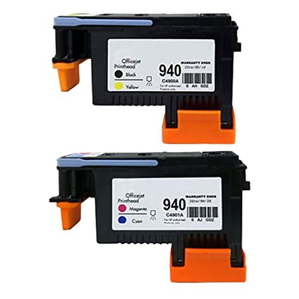 oyat® HP 940 2 unidades Compatible cabezal de impresión para HP ...