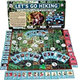 Family Pastimes Let's Go Hiking - A Co-operative Hiking and Tracking Game