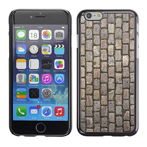 "Premio Sottile Slim Cassa Custodia Case Cover Shell // V00002026 Cobblestone texture // Apple iPhone 6 6S 6G 4.7"""