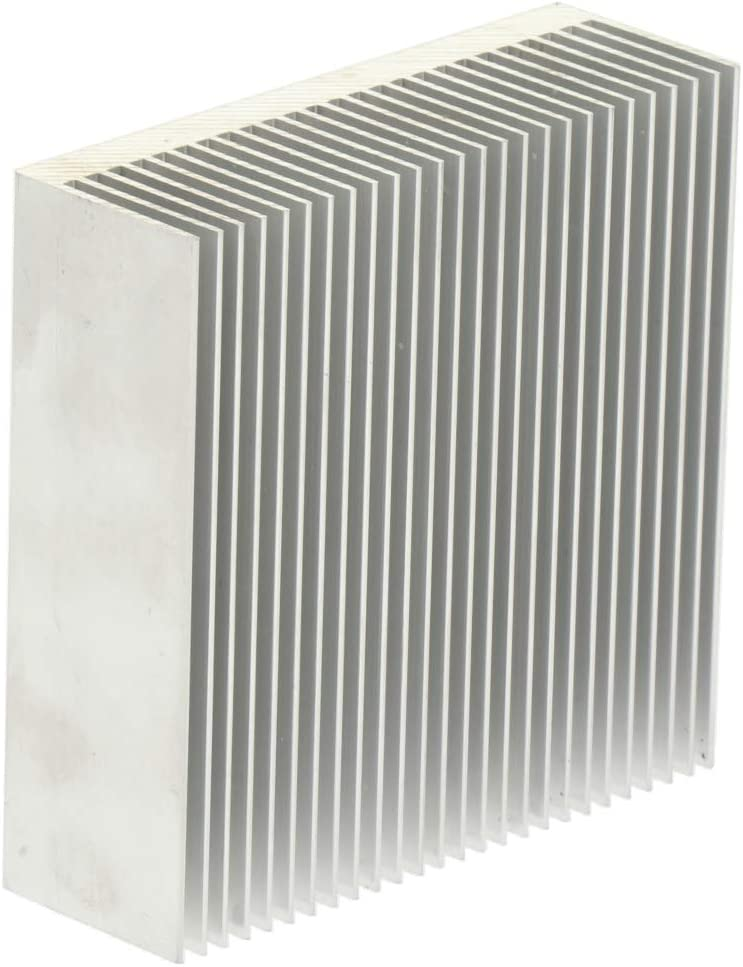 Aluminum Alloy Heatsink Cooler Circuit Board Cooling Finl Fits for