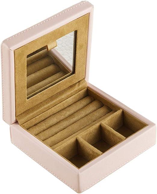 Laogg Caja Joyero Chino,Aretes de Collar de Joyas Caja de caobajoyería Caja Anillo Caja de Almacenamiento Muebles y Regalos orientales: Amazon.es: Hogar