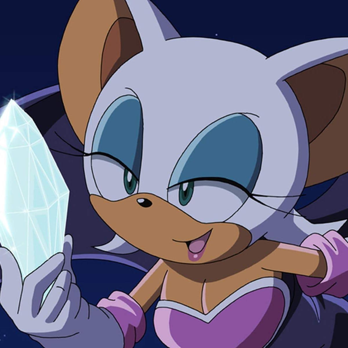 ソニック ザ ヘッジホッグ Sonic The Hedgehog Ipad壁紙 ルージュ