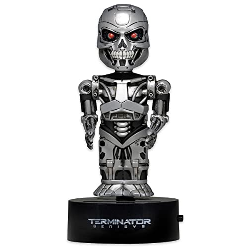 "Figurine Body Knocker Terminator Genisys ""Endoskeleton"""