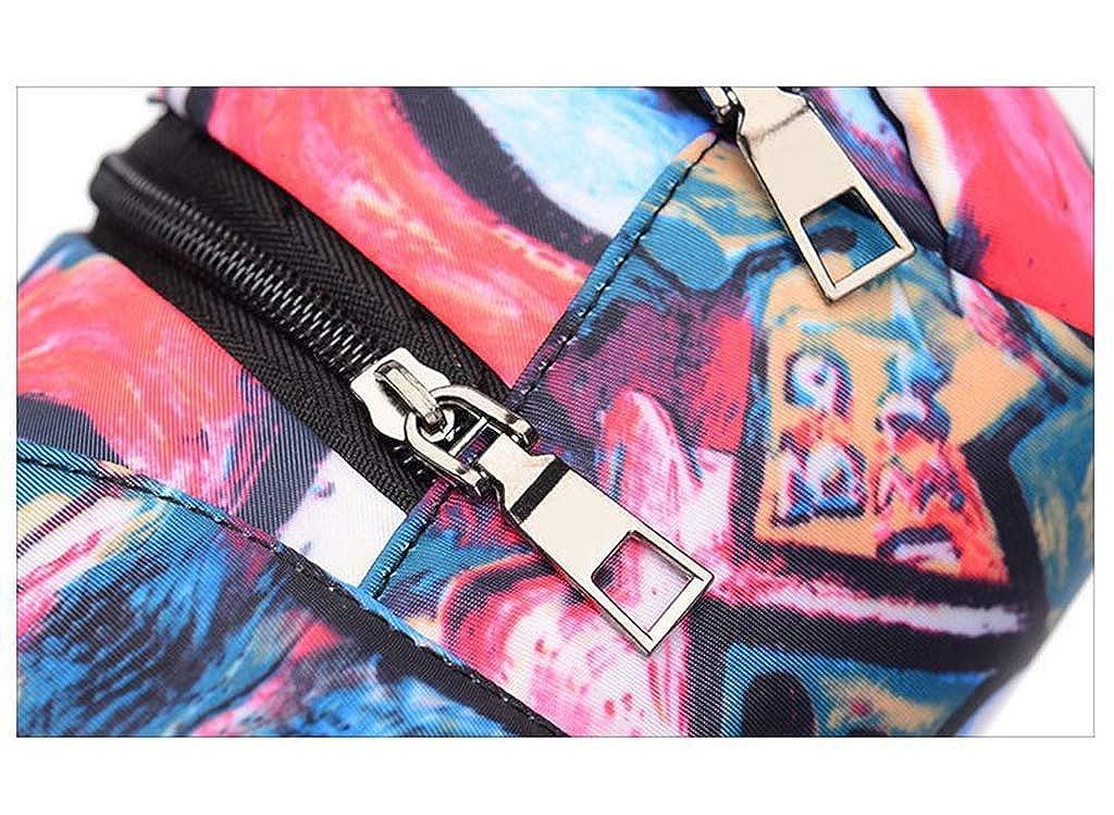 Amazon.com: Multifunction Women Chest Bag Unisex Printed ...