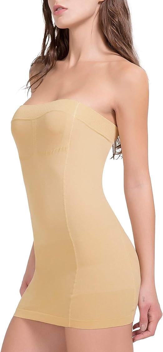 COMFREE Donna Body Modellante Snellente Dimagrante Intimo Modellante Body Shaper Busto Shapewear Corsetto Bustino Shaper