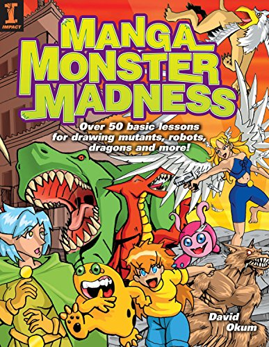 Pdf Graphic Novels Manga Monster Madness