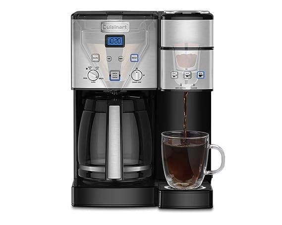 Amazon.com: Cafetera SS-15 de Cuisinart con capacidad para ...