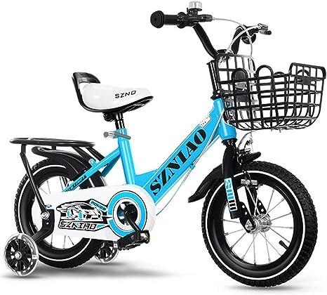JLASD Bicicleta Bicicletas Niños, For La Bici De 3-10 Años De ...