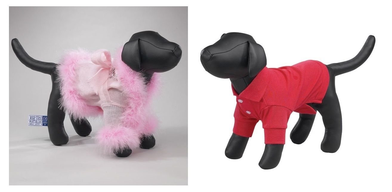 East Side Collection Dog Mannequins Cute Standing Models to Display K-9 Apparel Choose Your Size !(Full Set - All 3 Sizes !) by East Side Collection (Image #6)