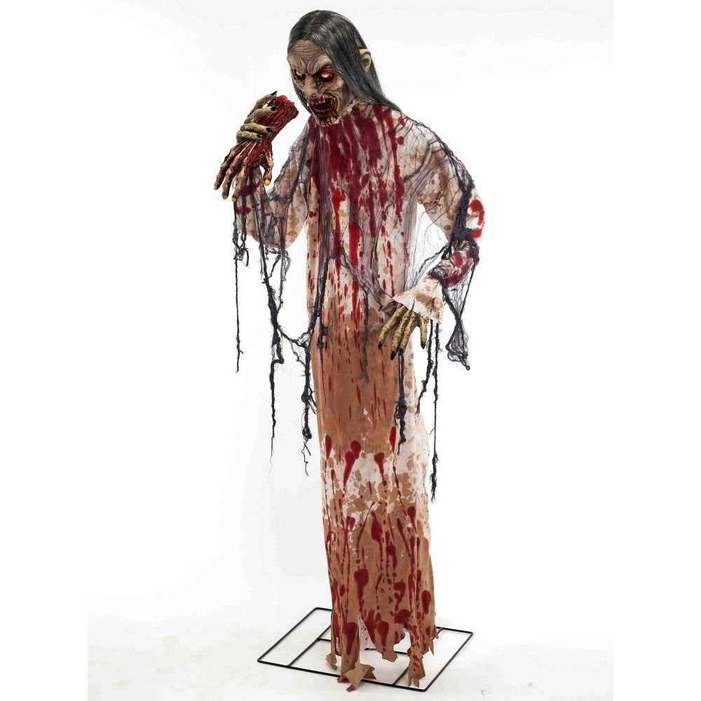 Amazon.com: Man Eater Zombie Prop: Toys & Games