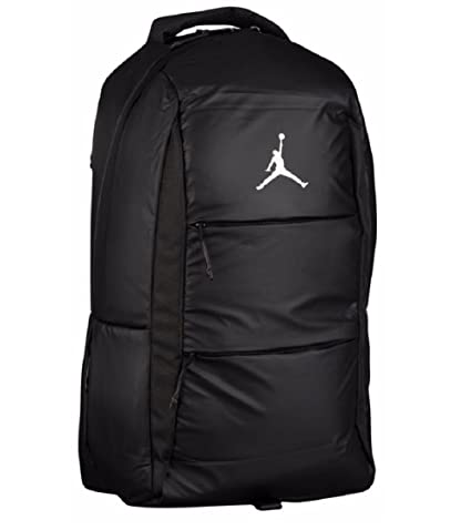 ab3971116fc6cd Amazon.com  Nike Air Jordan Jumpman Alias Backpack (Black)  Sports    Outdoors