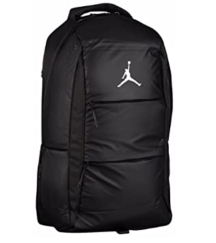 80c176b1404c Amazon.com  Nike Air Jordan Jumpman Alias Backpack (Black)  Sports    Outdoors