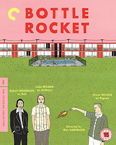 Bottle Rocket - The Criterion Collection [Blu-ray]