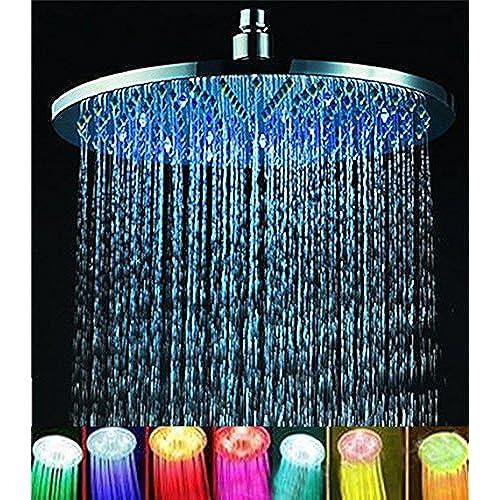 Shower Lighting Amazoncom - Bathroom shower ceiling light fixtures