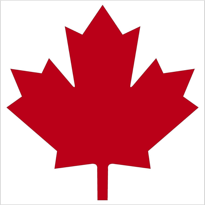 【超特価】 Maple Leaf Canada – 車 Maple、トラック レッド、ノートブック、ビニールデカールステッカー# 11\ 2107 11