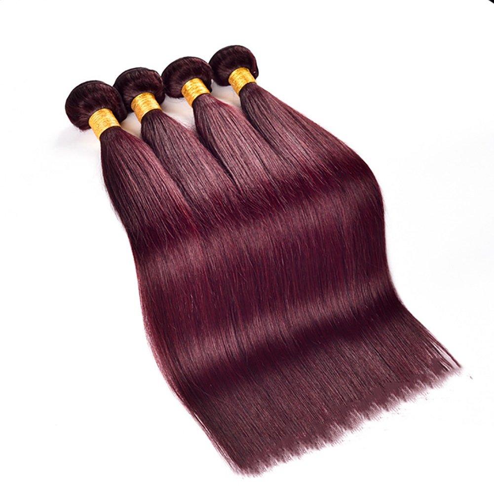 本当に髪のカーテン9Aスムーズヘア人間の髪の緯糸ストレートウェーブの代わりにリアルウィッグヘッドピックアップ旬脂肪閉鎖11Size (Color : Gradient, Size : 20-3P) B079ZLHJY4 20-3P