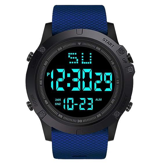 Military Alarm Quarzuhr Analoge Armbanduhren Wasserdicht Design Sport armbanduhren Mode Friendgg Einzigartiges Digital Gummi Quarz Männer Datum Led fg6y7b