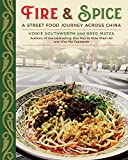 img - for Fire & Spice: A Street Food Journey Across China book / textbook / text book