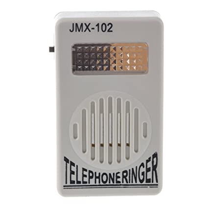 Amazon com: TOOGOO(R) RJ11 Socket Loud Telephone Ring