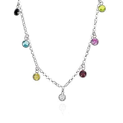 8583c1f86c0e EMPATHY JEWELS Collar Plata Mujer