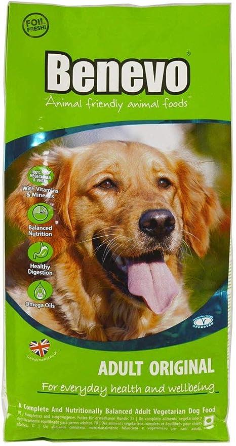 Amazon Com Benevo Dry Dog Food Original Complete Adult 2kg Bag