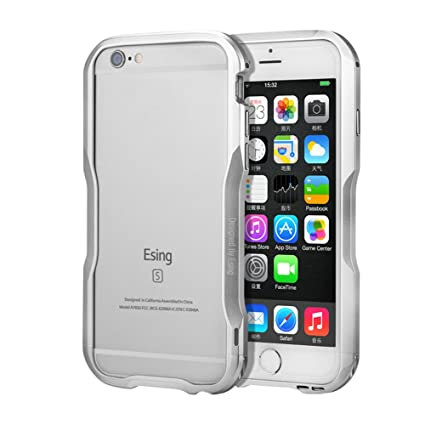 Amazon.com: iPhone 6S Carcasa, Esing Premium de aleación de ...