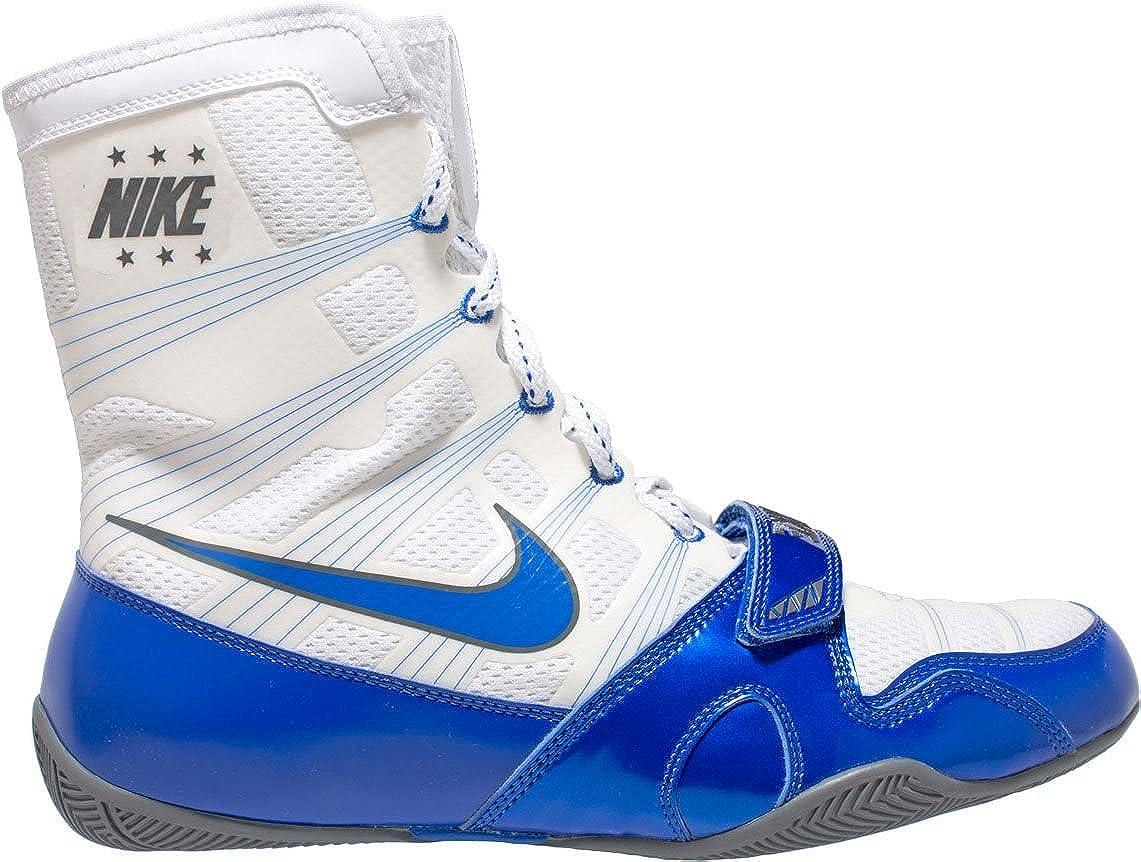 Nike HyperKO Boxing Shoes(White/Blue