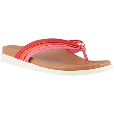 f12291f911068 Vionic Womens Palm Catalina Leather Sandals  Amazon.co.uk  Shoes   Bags