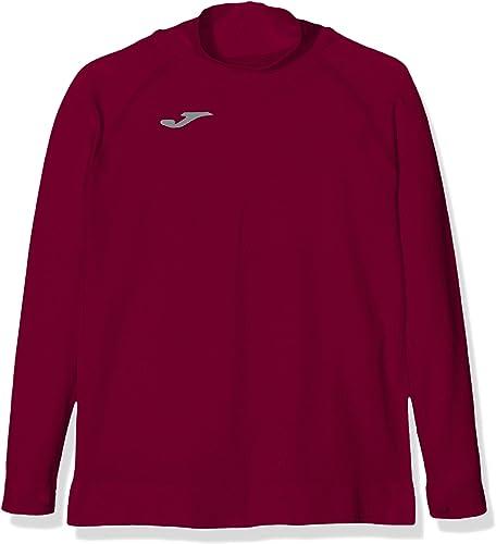 Joma Brama Classic - Camiseta térmica para niños, color rojo (bordeaux), talla 4-6 años: Amazon.es: Zapatos y complementos