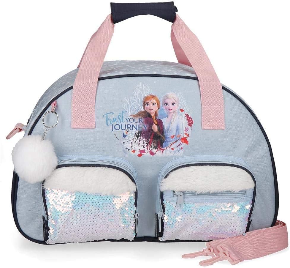 Bolsa de viaje Frozen Trust your journey