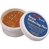 "CAIG LABS RSF-R80-2 Rosin Flux Soldering 2094258 Paste Jar, 56 g, 1.5"""