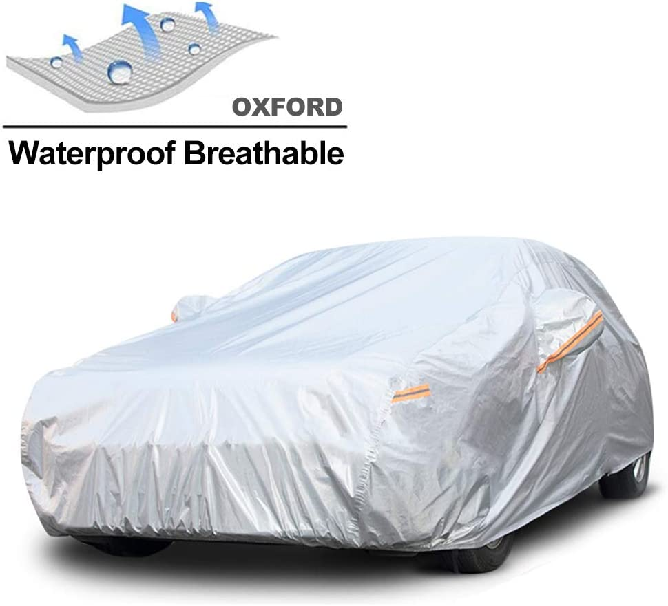 Honda Fit 4 Layer Waterproof Car Cover 2007 2008 2009 2010 2011 2012