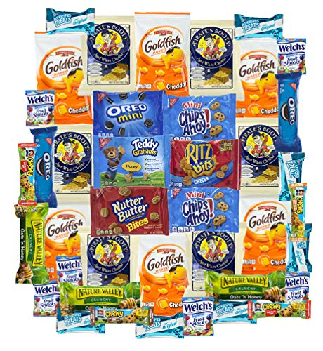 Best pirates booty lunch packs list