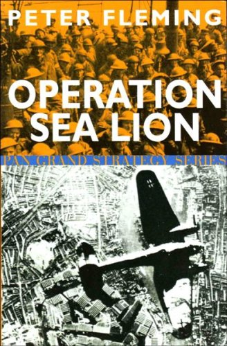 Operation Sea Lion by Peter Fleming