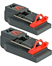 Victor M140S Quick Kill Mouse Trap, 2-Pack