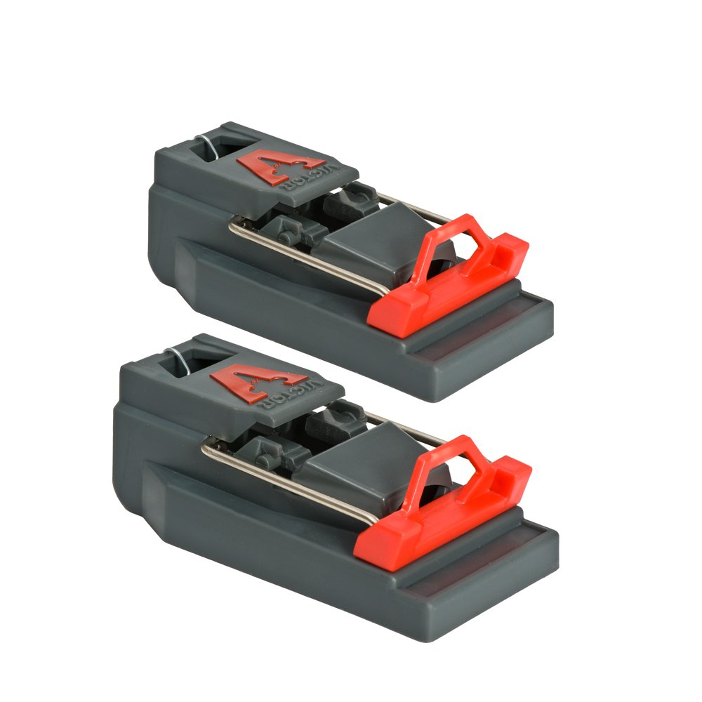 Victor Quick Kill Mouse Trap - Twin Pack M140S