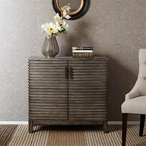 West Ridge Accent Chest Grey See below Accent Chest